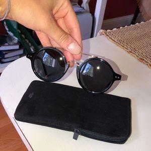 Céline Black Sunglasses